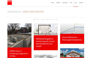 Blog von MMST ARCHITEKTEN.